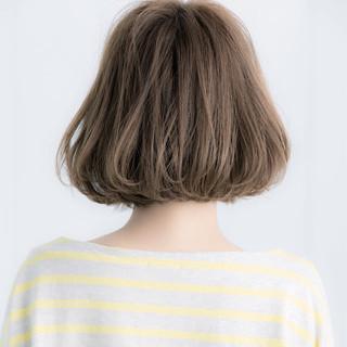 パーマ 外国人風カラー ゆるふわ ナチュラル ヘアスタイルや髪型の写真・画像