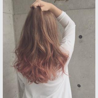 春だから髪色変えたいの♡おすすめはやっぱりピンク系カラー