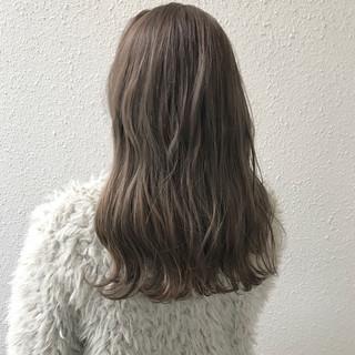 ブリーチ 外国人風カラー ナチュラル ロング ヘアスタイルや髪型の写真・画像