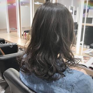 斉藤尚さんのヘアスナップ