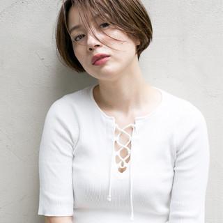 ハイライト グラデーションカラー 外国人風 大人かわいい ヘアスタイルや髪型の写真・画像
