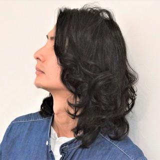 坊主 ナチュラル メンズ 黒髪 ヘアスタイルや髪型の写真・画像