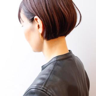 女子力 大人かわいい ボブ オフィス ヘアスタイルや髪型の写真・画像