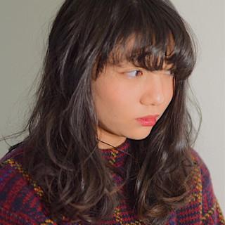 アンニュイ 抜け感 ゆるふわ フェミニン ヘアスタイルや髪型の写真・画像
