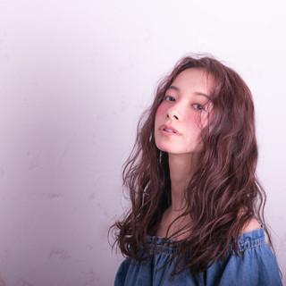 外国人風カラー 透明感 おフェロ かわいい ヘアスタイルや髪型の写真・画像