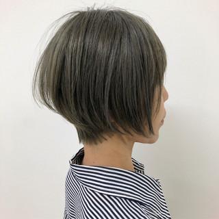 ヘアアレンジ ショート ナチュラル 色気 ヘアスタイルや髪型の写真・画像
