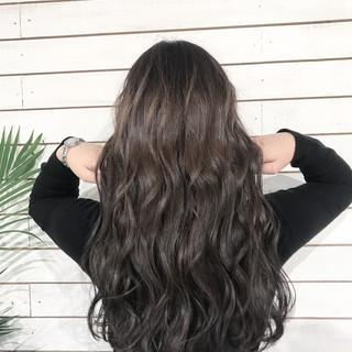 オフィス ストリート 黒髪 デート ヘアスタイルや髪型の写真・画像