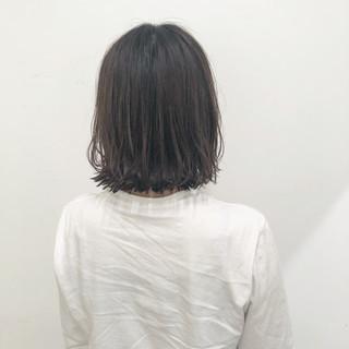 ナチュラル ボブ ショート ショートボブ ヘアスタイルや髪型の写真・画像