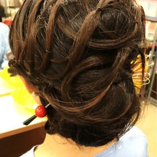 ヘアアレンジ ロング 色気 大人女子 ヘアスタイルや髪型の写真・画像 ヘアスタイルや髪型の写真・画像