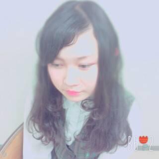 波ウェーブ 外国人風 ウェーブ セミロング ヘアスタイルや髪型の写真・画像