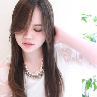 大人かわいい コンサバ モテ髪 ナチュラル ヘアスタイルや髪型の写真・画像