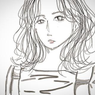 フェミニン 女子力 パーマ エフォートレス ヘアスタイルや髪型の写真・画像 ヘアスタイルや髪型の写真・画像