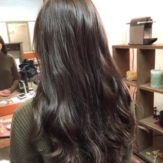 グレーアッシュ ストリート 外国人風カラー グレージュ ヘアスタイルや髪型の写真・画像 ヘアスタイルや髪型の写真・画像