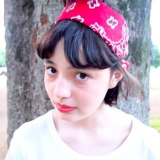 バンダナ・スカーフのおしゃれな頭への巻き方を紹介☆ヘアアレンジ16選