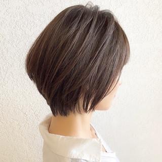 アウトドア ナチュラル 簡単ヘアアレンジ ショート ヘアスタイルや髪型の写真・画像