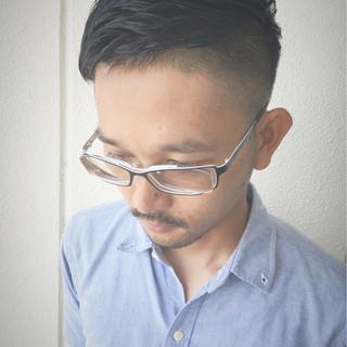 爽やか メンズ ショート 坊主 ヘアスタイルや髪型の写真・画像