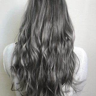 セミロング エレガント ダブルカラー 上品 ヘアスタイルや髪型の写真・画像 ヘアスタイルや髪型の写真・画像