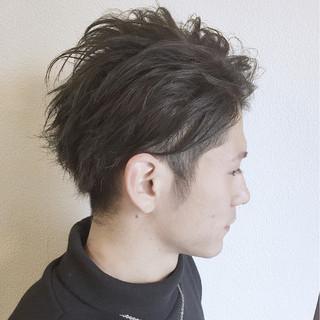 モテ髪 メンズ ナチュラル ボーイッシュ ヘアスタイルや髪型の写真・画像 ヘアスタイルや髪型の写真・画像