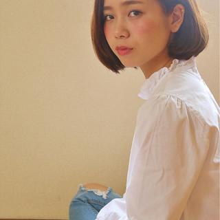 ピュア 色気 ストリート フェミニン ヘアスタイルや髪型の写真・画像