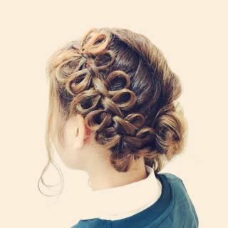 モテ髪 まとめ髪 コンサバ 愛され ヘアスタイルや髪型の写真・画像 ヘアスタイルや髪型の写真・画像