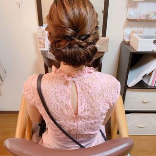 浴衣ヘア デート 簡単ヘアアレンジ ヘアアレンジ ヘアスタイルや髪型の写真・画像