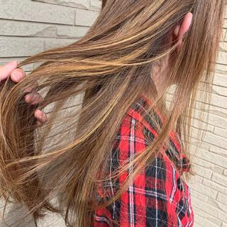 モード ロング エアリー 可愛い ヘアスタイルや髪型の写真・画像