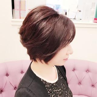 Naomi Aoyamaさんのヘアスナップ