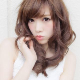 モテ髪 かわいい ガーリー 愛され ヘアスタイルや髪型の写真・画像 ヘアスタイルや髪型の写真・画像
