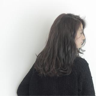 大人かわいい ロング 外国人風 ナチュラル ヘアスタイルや髪型の写真・画像
