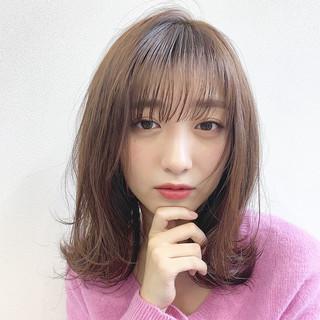 アンニュイほつれヘア ナチュラル 簡単ヘアアレンジ ミディアム ヘアスタイルや髪型の写真・画像
