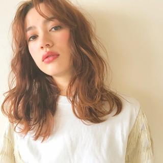 アンニュイ ナチュラル アッシュベージュ ヘアアレンジ ヘアスタイルや髪型の写真・画像