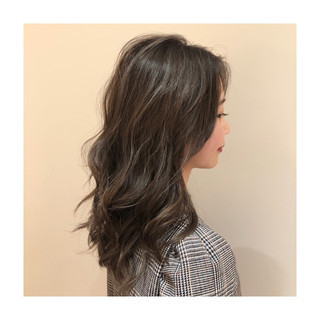 西村美帆さんのヘアスナップ