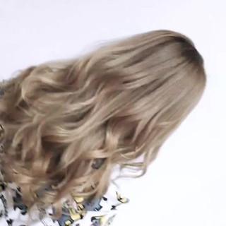ロング 透明感 エレガント 上品 ヘアスタイルや髪型の写真・画像