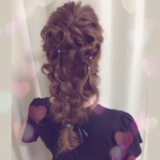 グラデーションカラー ショート 簡単ヘアアレンジ ゆるふわ ヘアスタイルや髪型の写真・画像 ヘアスタイルや髪型の写真・画像