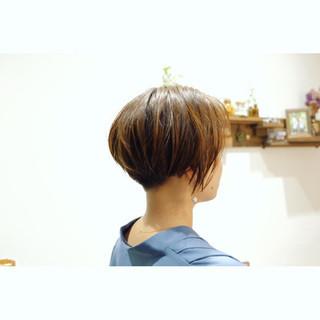 刈り上げ ガーリー 大人女子 坊主 ヘアスタイルや髪型の写真・画像