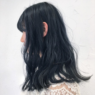 透明感 モード 秋 オルチャン ヘアスタイルや髪型の写真・画像