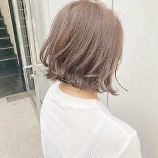 デート オフィス ボブ ヘアアレンジ ヘアスタイルや髪型の写真・画像 ヘアスタイルや髪型の写真・画像