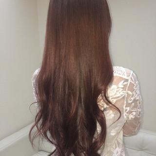 外国人風 大人かわいい 渋谷系 ロング ヘアスタイルや髪型の写真・画像