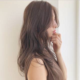 大人女子 モテ髮シルエット 大人カジュアル 大人可愛い ヘアスタイルや髪型の写真・画像
