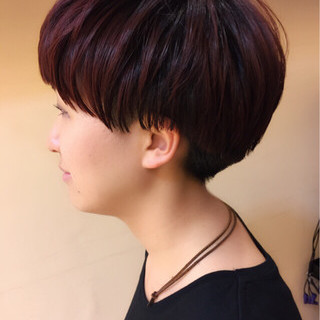 Hyougoya Mariさんのヘアスナップ