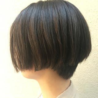 インナーカラー ブルージュ ブリーチ ナチュラル ヘアスタイルや髪型の写真・画像