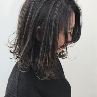 ハイライト 女子力 外ハネ 大人かわいい ヘアスタイルや髪型の写真・画像 ヘアスタイルや髪型の写真・画像