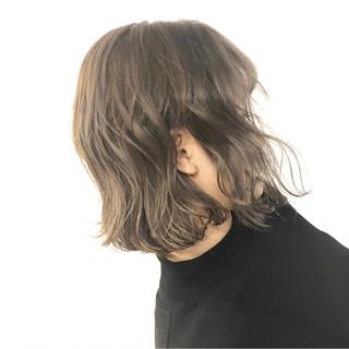 外国人風 ボブ デート 外国人風カラー ヘアスタイルや髪型の写真・画像