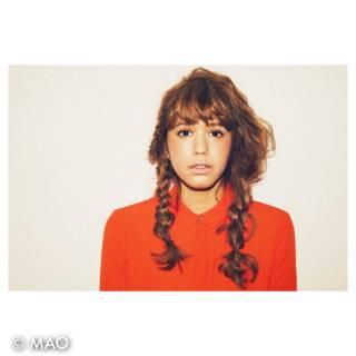 ストリート ヘアアレンジ ロング 編み込み ヘアスタイルや髪型の写真・画像 ヘアスタイルや髪型の写真・画像