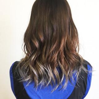 ストリート 大人かわいい ミディアム 夏 ヘアスタイルや髪型の写真・画像 ヘアスタイルや髪型の写真・画像