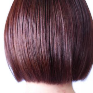 ボブ ピンクラベンダー ラベンダー ラベンダーピンク ヘアスタイルや髪型の写真・画像