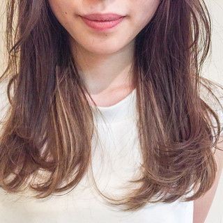 ストリート 外国人風 グラデーションカラー 大人かわいい ヘアスタイルや髪型の写真・画像