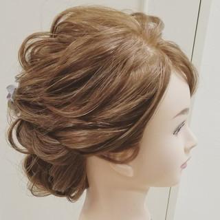 chinatsuさんのヘアスナップ