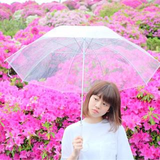 ストレート 雨の日 梅雨 ワンカール ヘアスタイルや髪型の写真・画像 ヘアスタイルや髪型の写真・画像