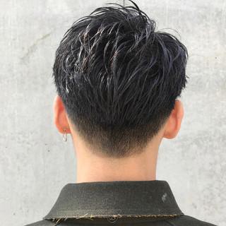 ストリート 黒髪 メンズカット メンズ ヘアスタイルや髪型の写真・画像   住本大明 / REGILO